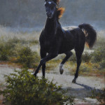 Bella Donah-24x18 oil on linen-Sold