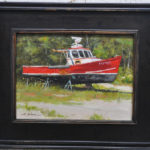 Dry Docked-oil-9x12-private collection