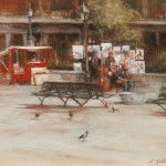 Street Musicians-New Orleans-sold